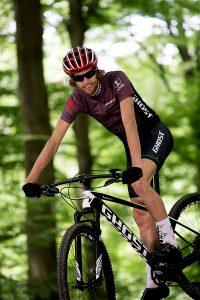 Ghost-bikes sponsort Marc de Maar