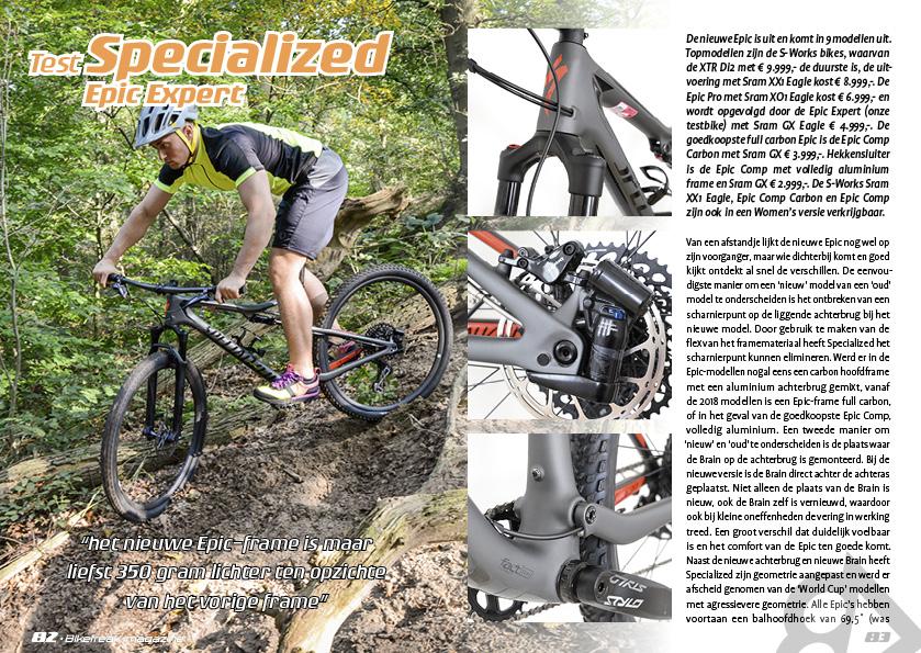 Test Specialized Epic Expert | Bikefreak-magazine