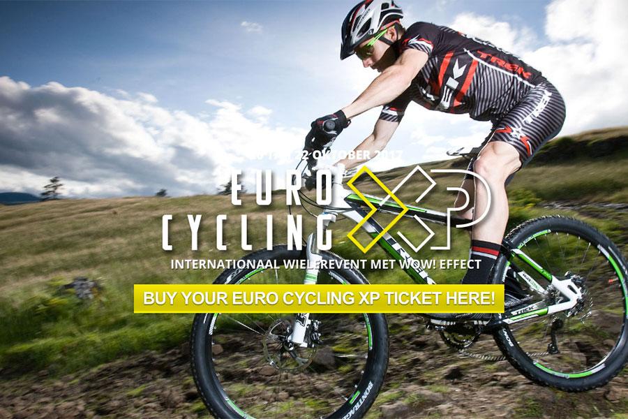 Korting voor Bikefreak-lezers op Euro Cycling XP (20-22 oktober 2017)