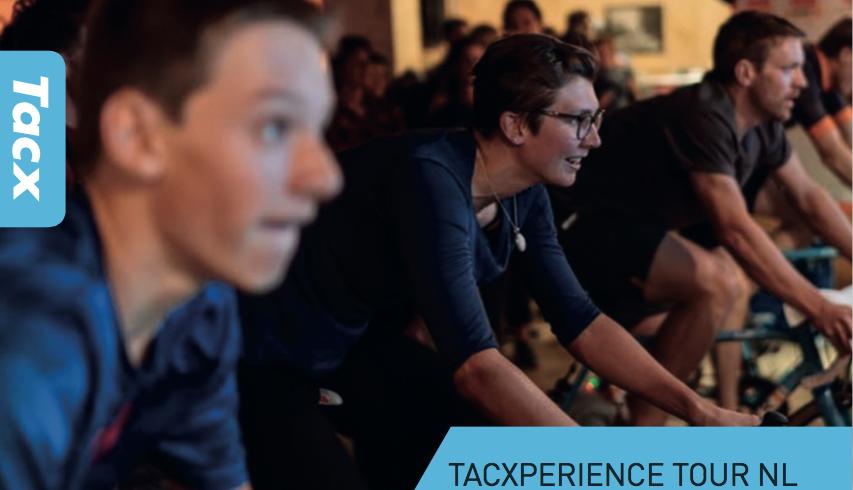 CycleCenter 53-11 TacXperience op 21 november