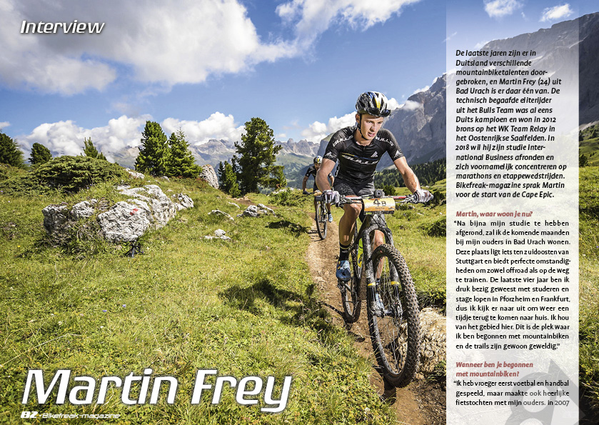 Interview – Martin Frey