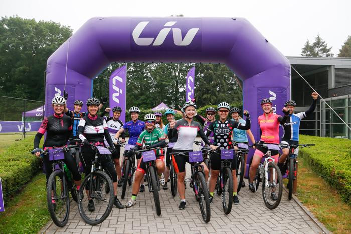 Hoe Liv met haar Women's Event fietsende vrouwen inspireert….
