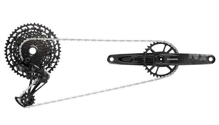 SRAM NX Eagle 12-speed