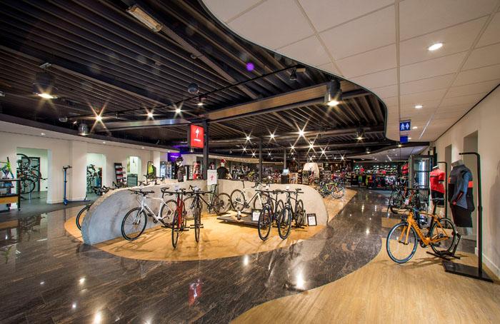 Rings Goirle en Specialized openen eerste Specialized Brand Store in Nederland