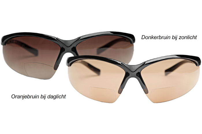 Leds-sport Eagle 5 Plus bifocale sport/leesbril