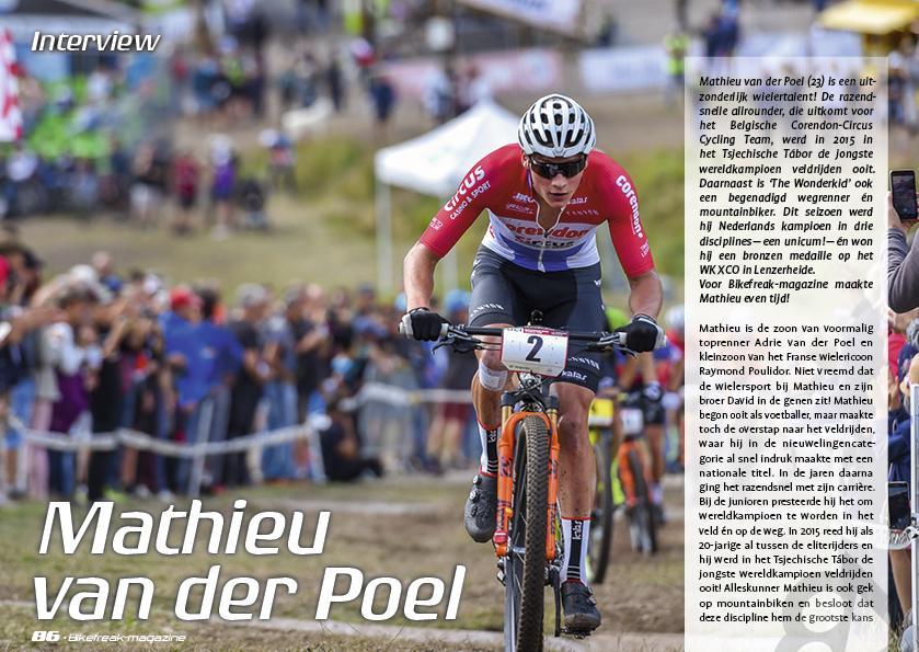 Interview Mathieu van der Poel
