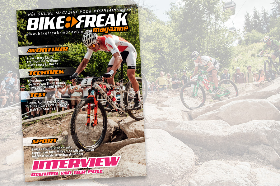 Bikefreak-magazine nummer 99 is uit!