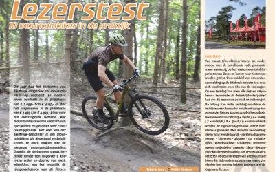 Lezerstest – 10 mountainbikes in de praktijk