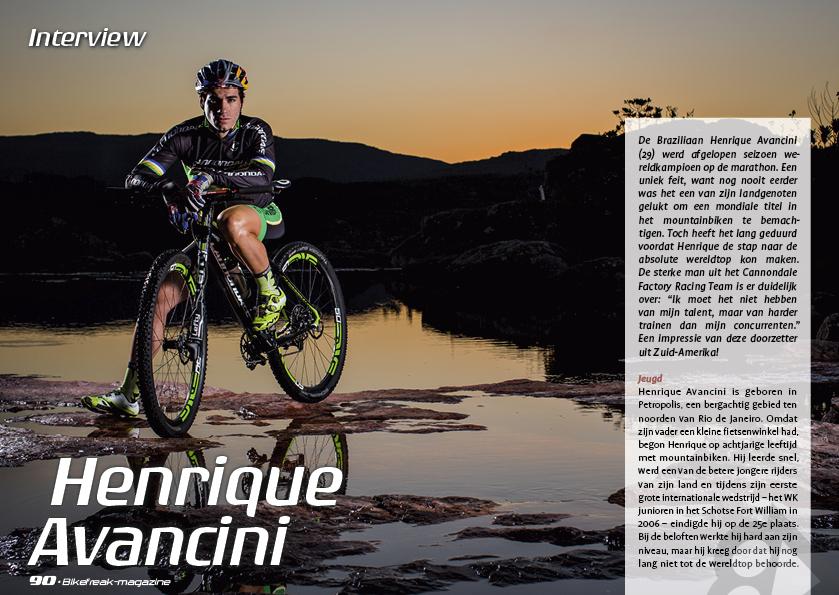 Interview – Henrique Avancini