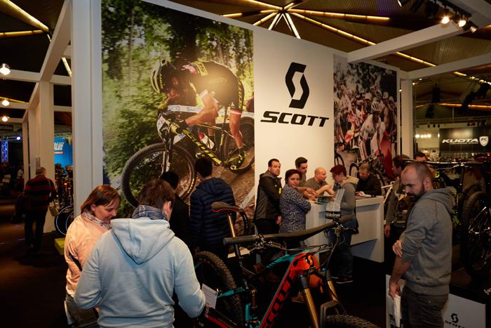 Velofollies fietsbeurs Kortrijk