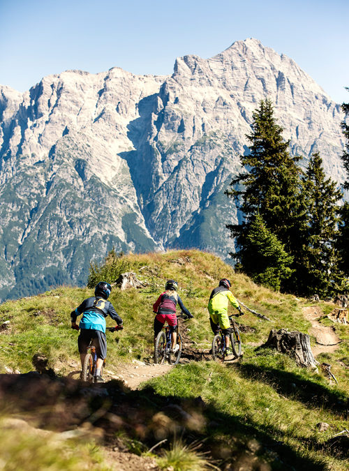 Bikepark Leogang gaat uitbreiden