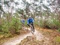 Mountainbikeroute Retie