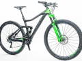 test fiets Cube Stereo 120 HPC Pro 29