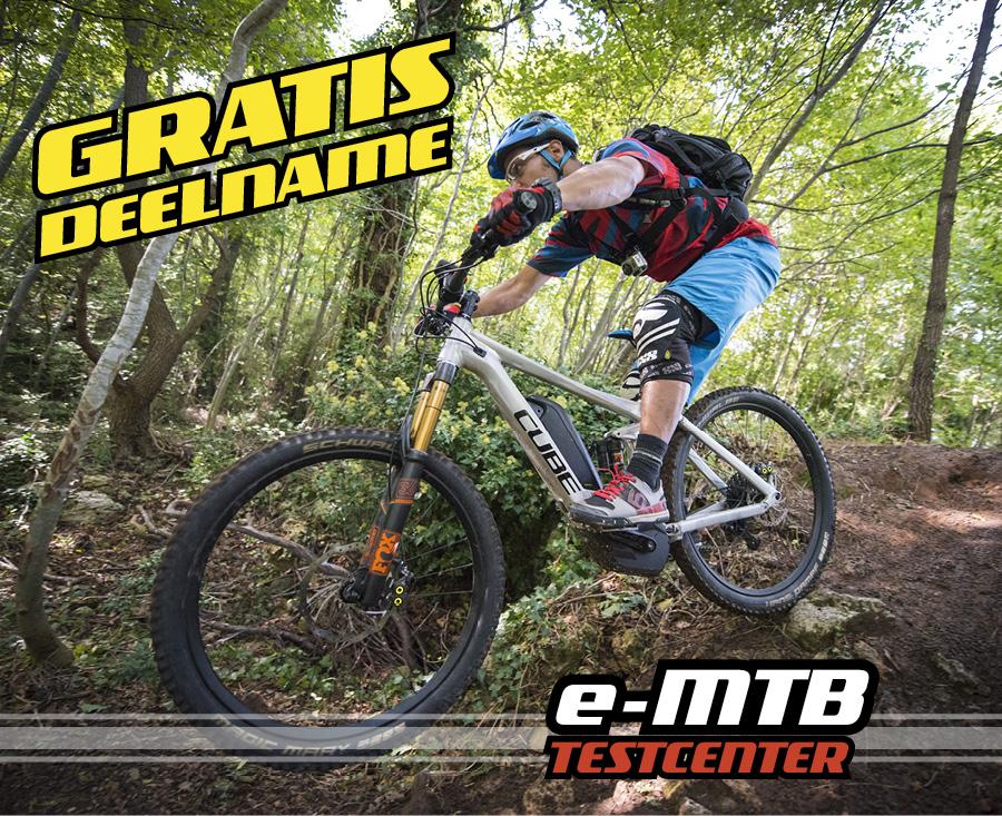 Bikefreak eMTB Testcenter