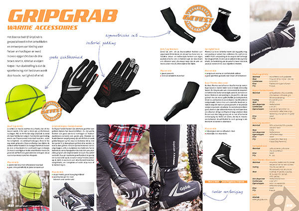 GripGrab: warme accessoires