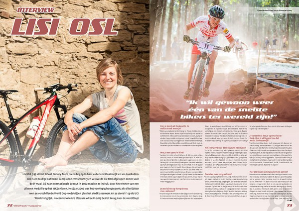 Interview: Lisi Osl