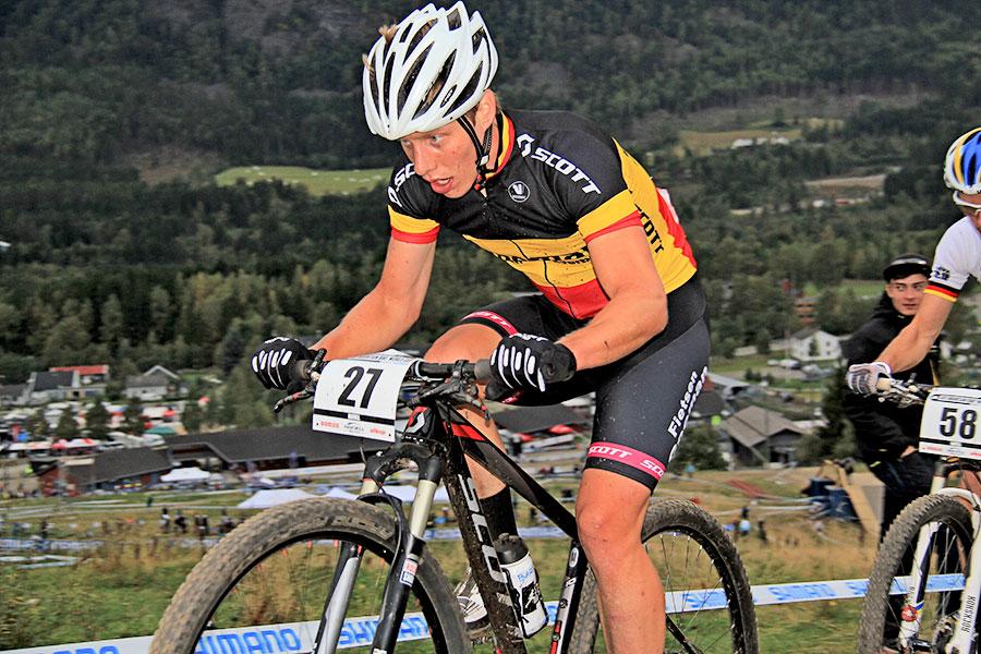 Dit seizoen vijf Belgische UCI MTB Teams