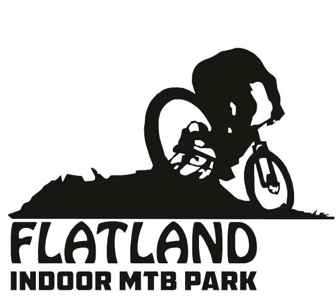 Flatland indoor MTB park