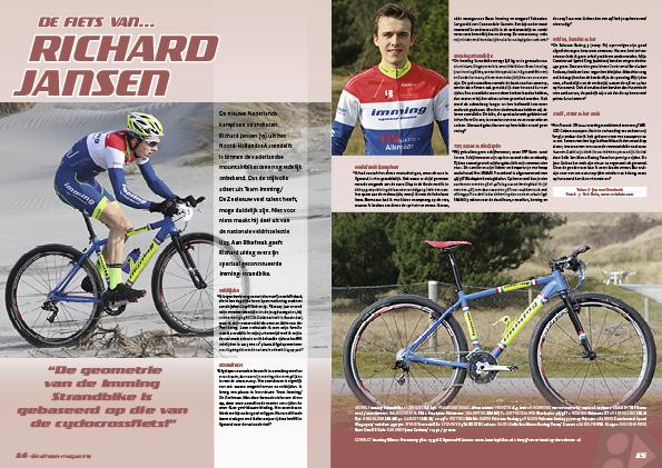 De fiets van… Richard Jansen