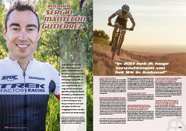 Interview Sergio Mantecón Gutiérrez
