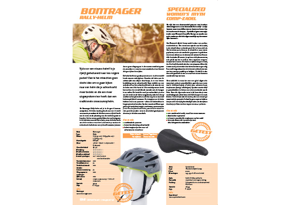 Bontrager Rally-helm