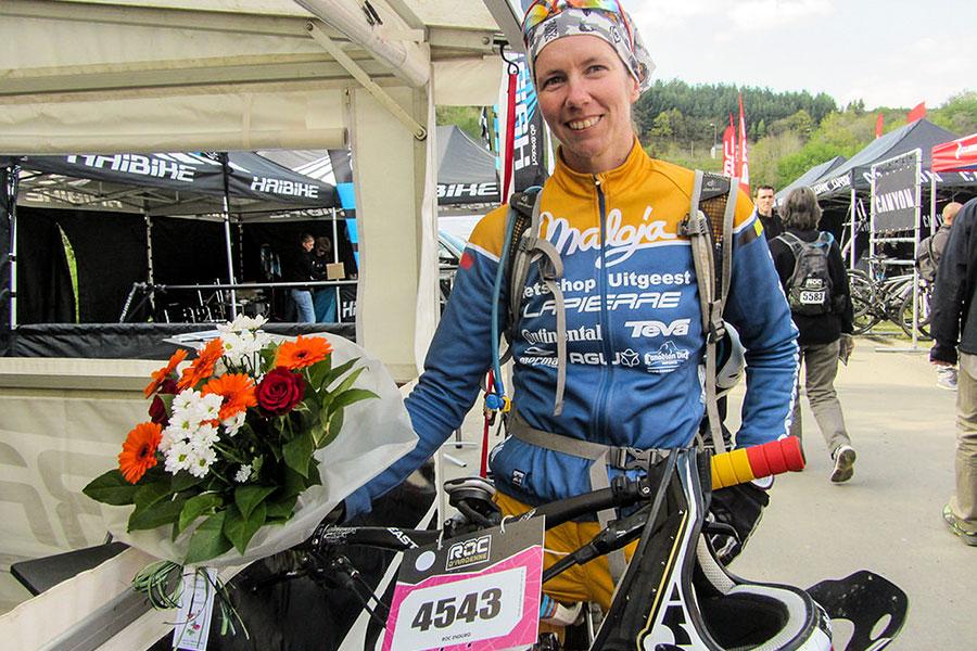 Belgisch Kampioenschap Enduro in Maboge (La Roche) op 3 mei 2015