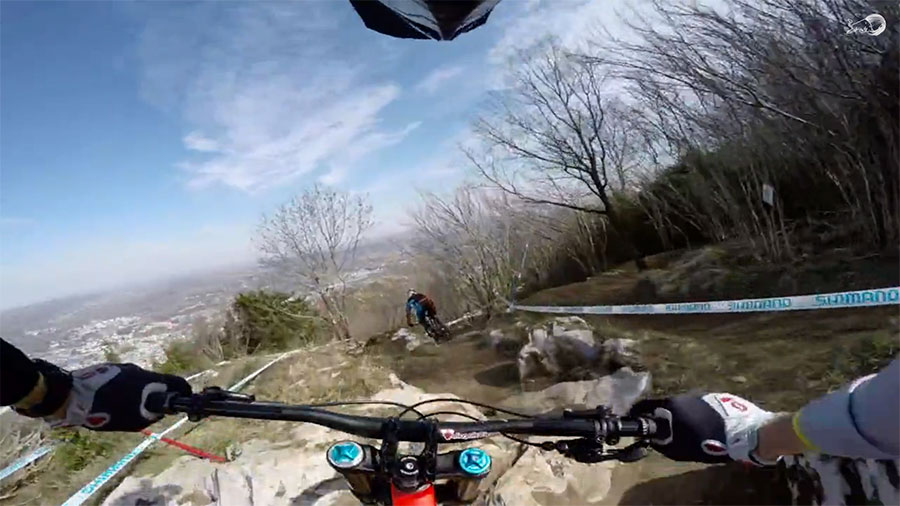 Vooruitblik UCI MTB World Cup presented by Shimano – DH1 Lourdes