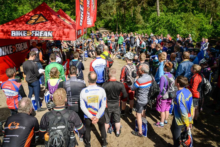 Landelijke testdag Bikefreak-magazine groot succes!