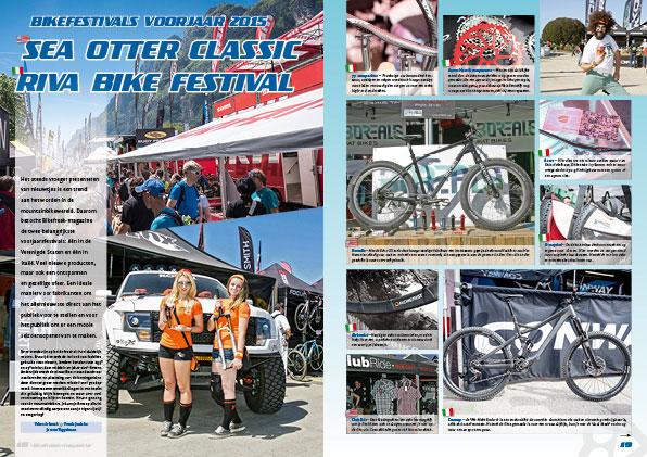 Bikefestivals voorjaar 2015