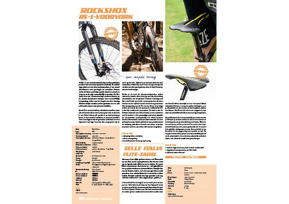 RockShox RS-1-voorvork