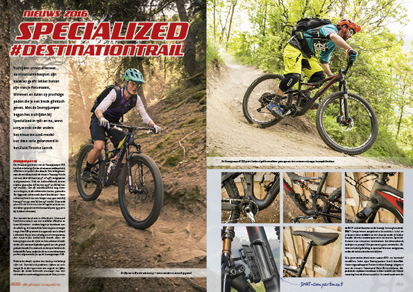 Nieuws 2016 – Specialized #destinationtrail