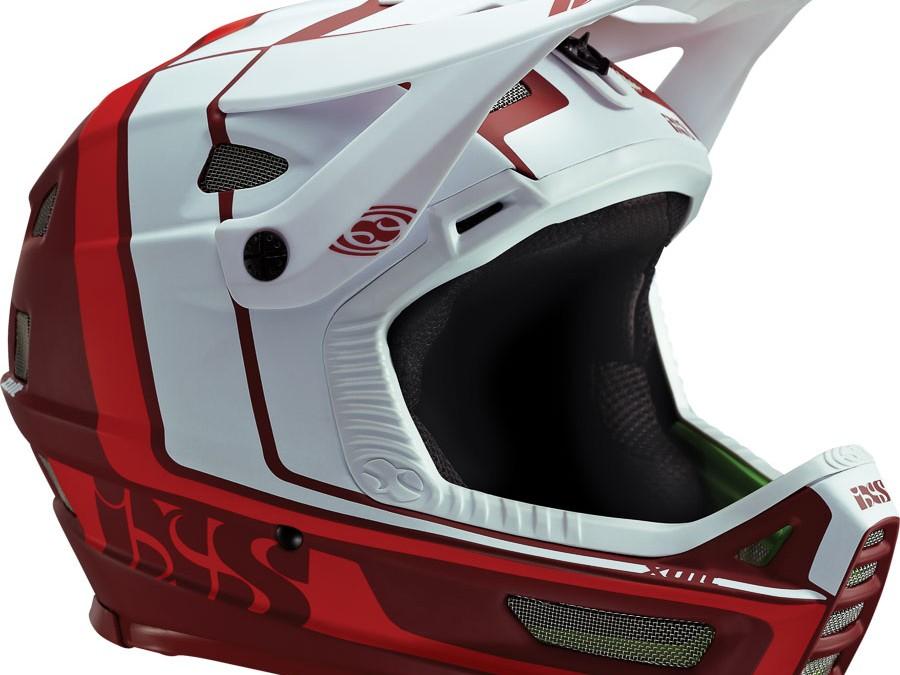 IXS Xult-helm: een nieuwe crossover full face-helm voor enduro!