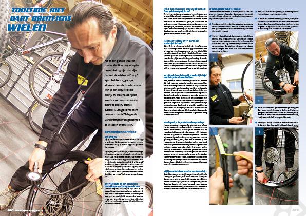 Tooltime met Bart Brentjens: wielen