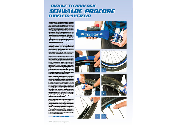 Schwalbe Procore Tubeless-systeem