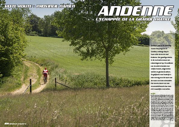 Andenne – L'Echappée de la Grande France