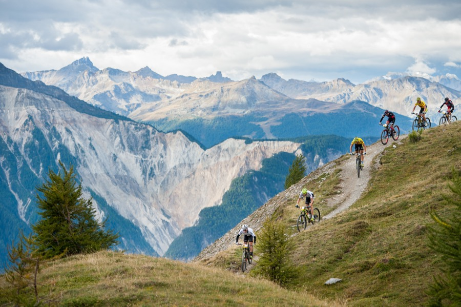 Perskindol Swiss Epic – stage 2