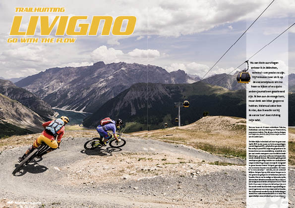 Trailhunting: Livigno – go with the flow