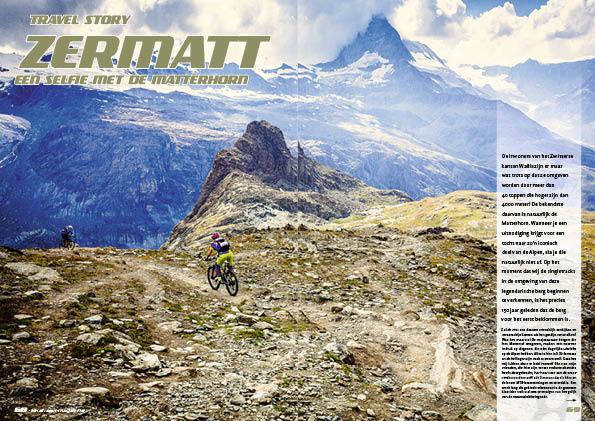 Zermatt: een selfie met de Matterhorn
