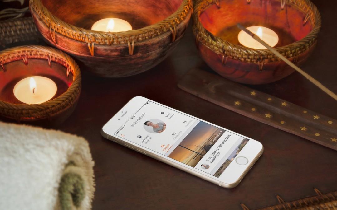VAUDE heeft zijn eigen app voor ontdekkers en buitensport-fans