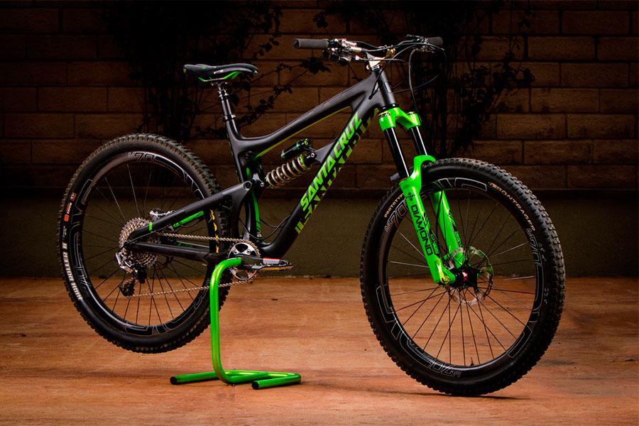 Scorpion Bike Stands nieuw bij Cosmic