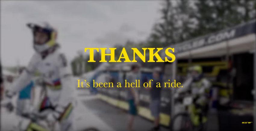 Atherton Racing niet meer bij GT Bicycles in 2016