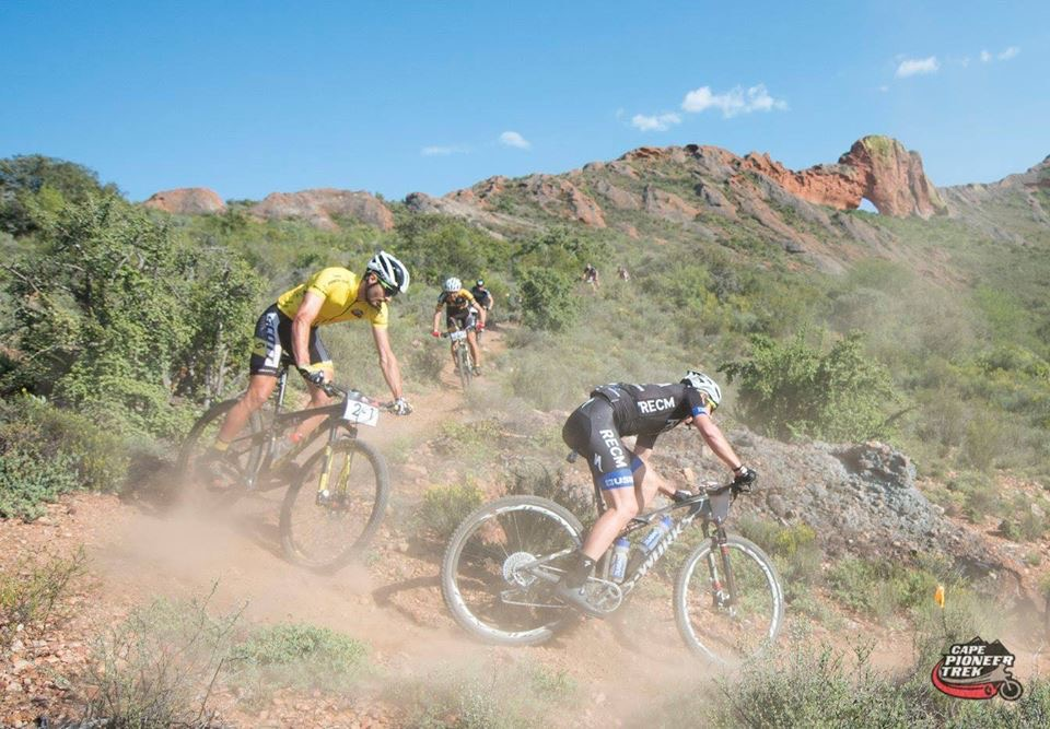 De Cape Pioneer Trek: #Race with Soul