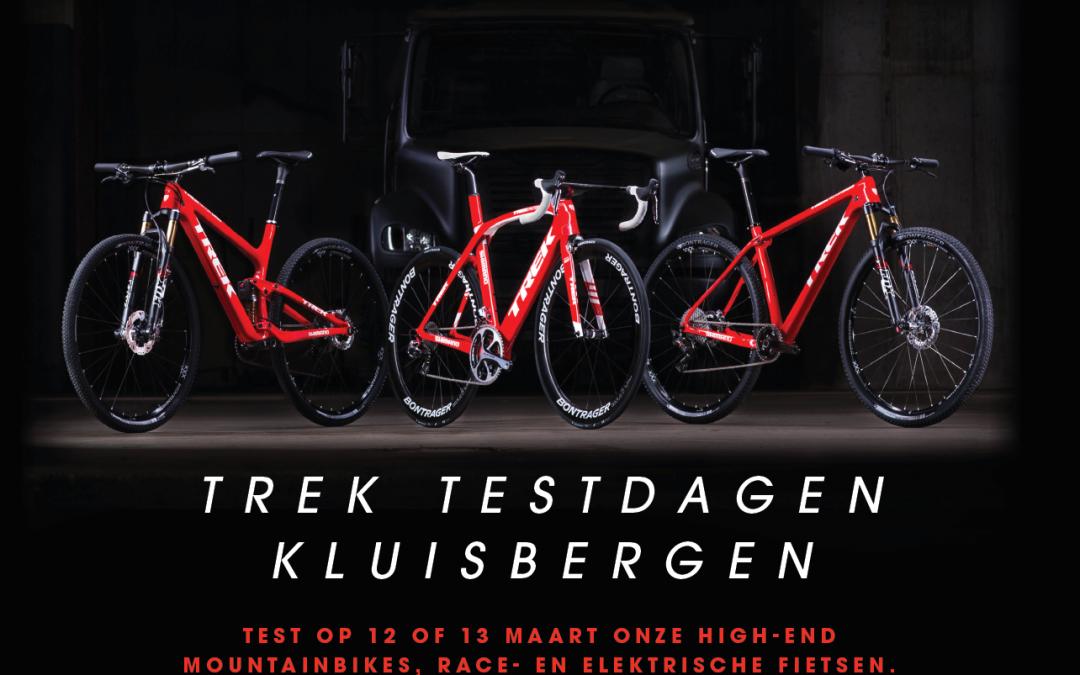 Trek testdagen, Kluisbergen (B) 12 en 13 maart