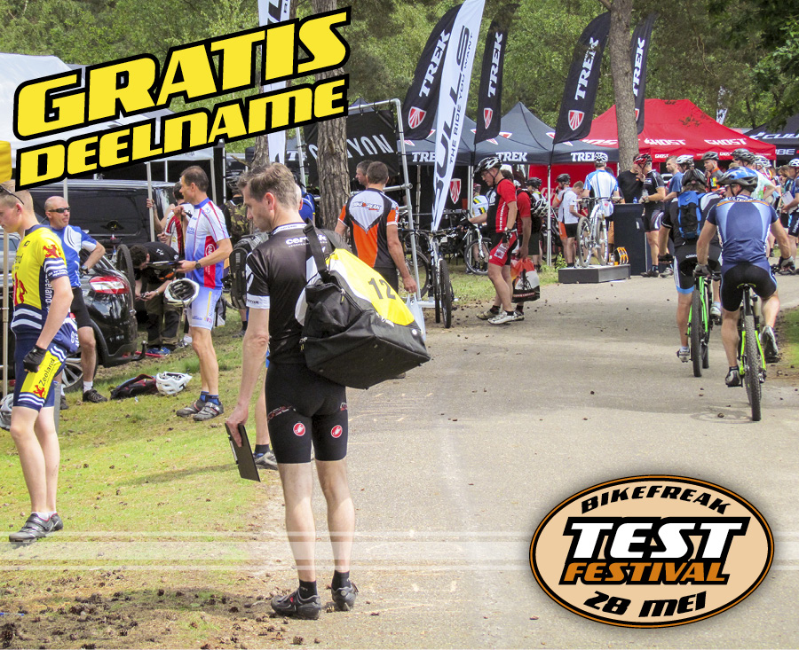 Bikefreak MTB TEST-festival