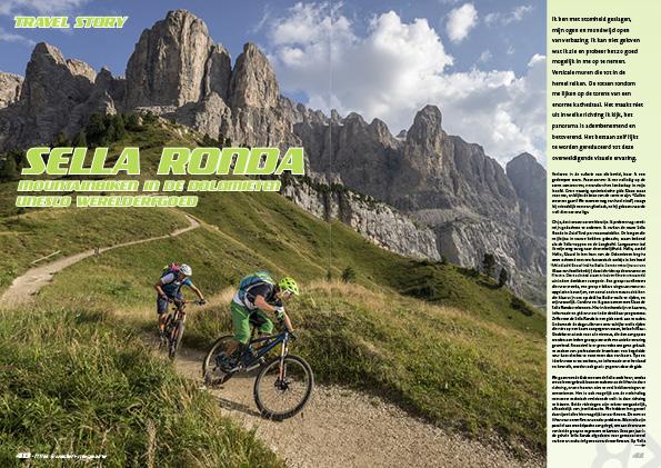 Travel Story - Sella Ronda