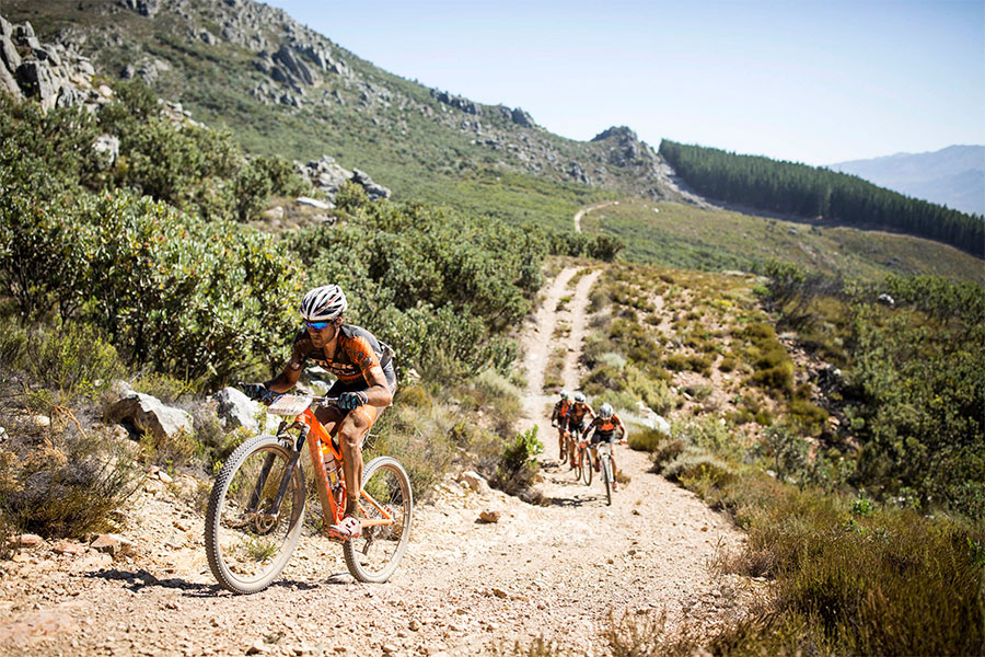 Absa Cape Epic – stage 2