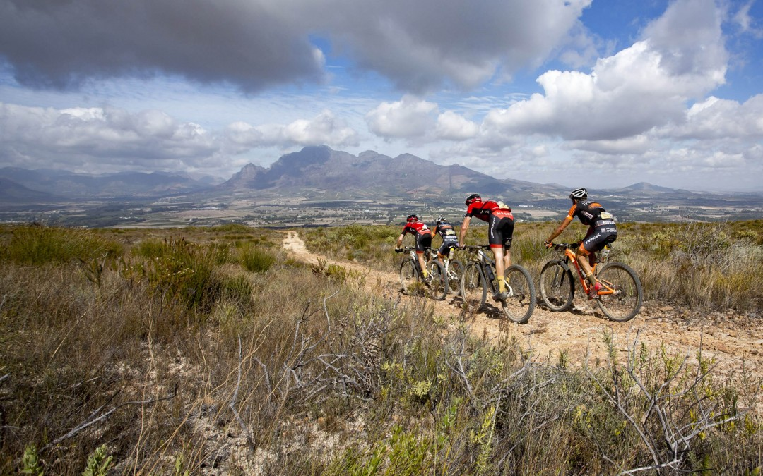 Absa Cape Epic – stage 5