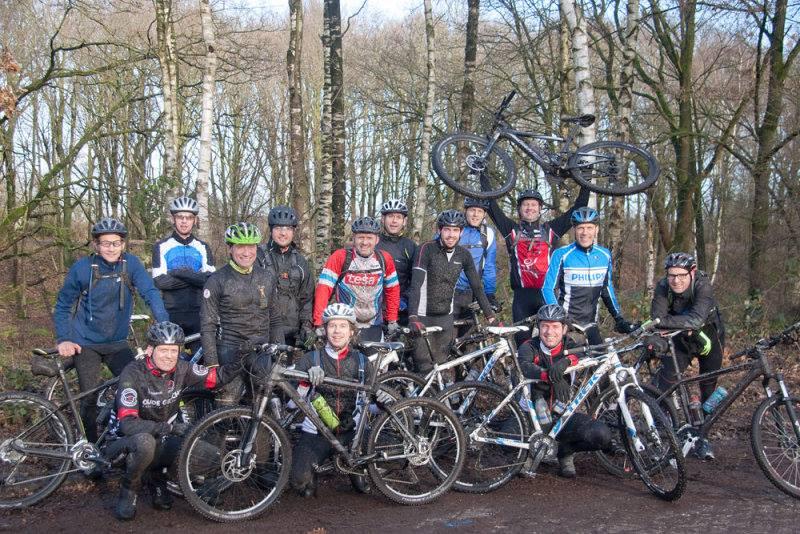 MTB-Marathon in Veluwse bossen op 1 en 2 april