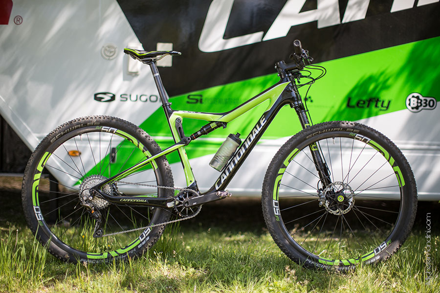 Vernieuwde Cannondale Scalpel-Si