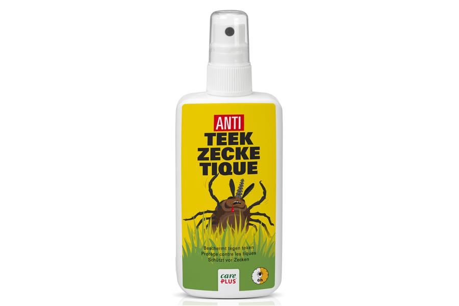 Care Plus Anti-Teek Spray, ook voor mountainbikers